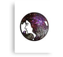 Lorde Nebula Symbol Metal Print
