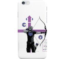 Hawkeye Comics #2 iPhone Case/Skin