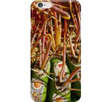 """Barrel Cactus Spine Detail"" iPhone Case/Skin"