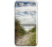 To the Beach iPhone Case/Skin