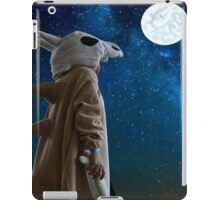 Lonely Cubone Under the Night Sky iPad Case/Skin
