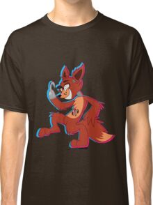 Cartoon Foxy (Five Nights At Freddy's) Classic T-Shirt