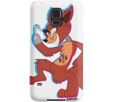 Cartoon Foxy (Five Nights At Freddy's) Samsung Galaxy Case/Skin