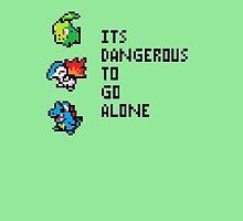 Pokemon Starters by jamman6000