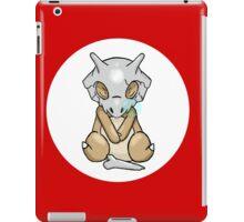 Cubone Sleeping Pokémon iPad Case/Skin