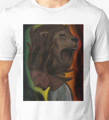 Snoop Dogg to Lion Unisex T-Shirt