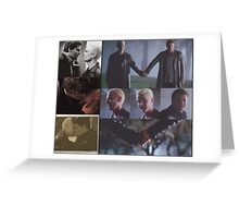 Spangel Love! Greeting Card
