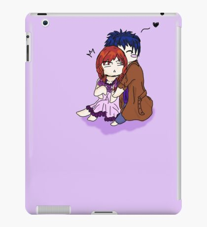 Finn and Eve, Chibi iPad Case/Skin