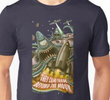 They Came From Beyond The Moon Unisex T-Shirt