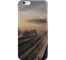 Earlswood Station, Redhill, Surrey iPhone Case/Skin