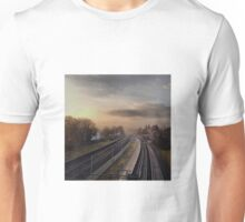 Earlswood Station, Redhill, Surrey Unisex T-Shirt