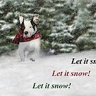 Let it Snow by Shelley Neff