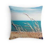 Seaside Life Throw Pillow