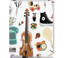 Pieces of me - 3rd grade iPad Case/Skin