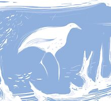 water bird by maria paterson