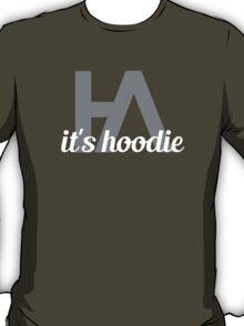 Simplistic Hoodie Allen Design T-Shirt