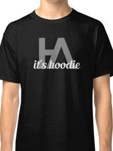 Simplistic Hoodie Allen Design Classic T-Shirt