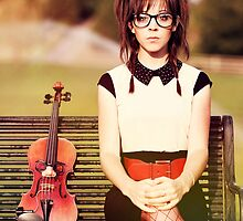 Lindsey Stirling by collister