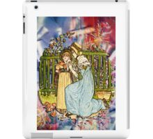 A MOTHER'S COMFORT iPad Case/Skin