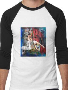 FALL FROM GRACE 2 Men's Baseball ¾ T-Shirt