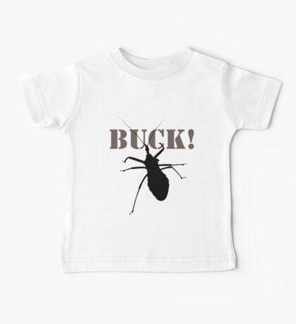 Buck Baby Tee