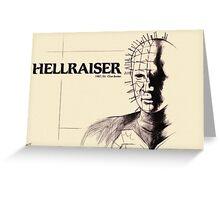 Hellraiser Greeting Card