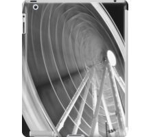 Liverpool Wheel from below iPad Case/Skin