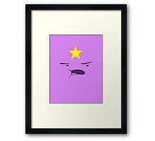Adventure Time - Lumpy Space Princess  Framed Print
