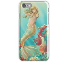 Mermaid Krista iPhone Case/Skin