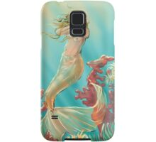 Mermaid Krista Samsung Galaxy Case/Skin
