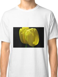 Two Yellow Tulips Classic T-Shirt
