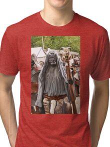 Monsters against Hobbits  13  Olao-Olavia by Okaio Créations fz 1000  c (h) Tri-blend T-Shirt