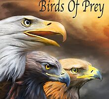 Birds Of Prey 2015 Calendar by Carol  Cavalaris