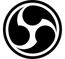 666 Triple Six (black) Photographic Print