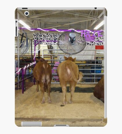 Bovine Bling iPad Case/Skin