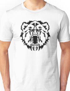 Bear head Unisex T-Shirt