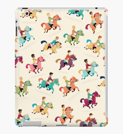 10 Lords-a-Leaping iPad Case/Skin