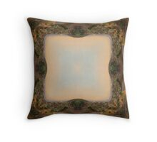 Tuscan Painting from 1871 Throw Pillow