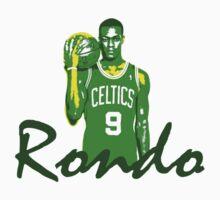 RONDO Stencil Design T-Shirt