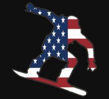 Snowboard USA by Chasingbart