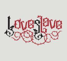 Love Slave (black red) by MysticIsland