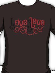 Love Slave (black red) T-Shirt
