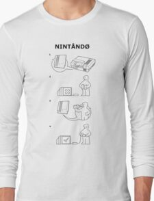 Blow to Play Long Sleeve T-Shirt
