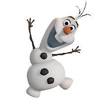 Olaf Frozen  by t0r14
