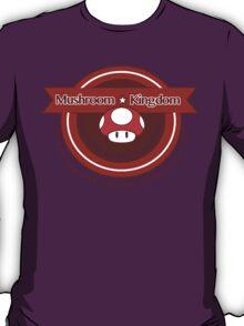 Mushroom Kingdom Custom Karts T-Shirt