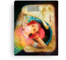 Bubblegum Pop Canvas Print