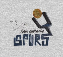San Antonio Spurs design by nbatextile