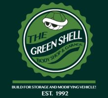 The Green Shell Body Shop & Garage by Nguyen013