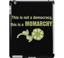 This is a Momarchy iPad Case/Skin