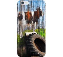 Barn Doors iPhone Case/Skin